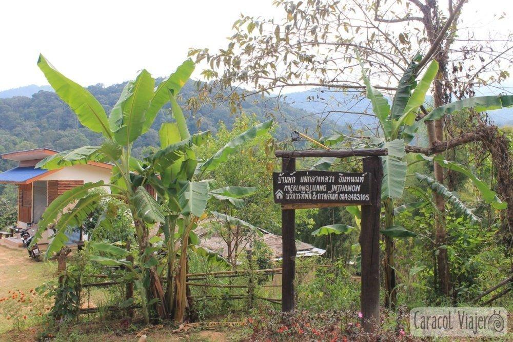 Mae Klang Luang área Doi Inthanon