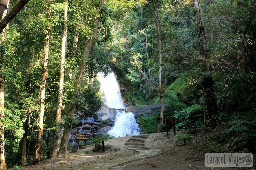 Cascadas Huai Sai Lueang