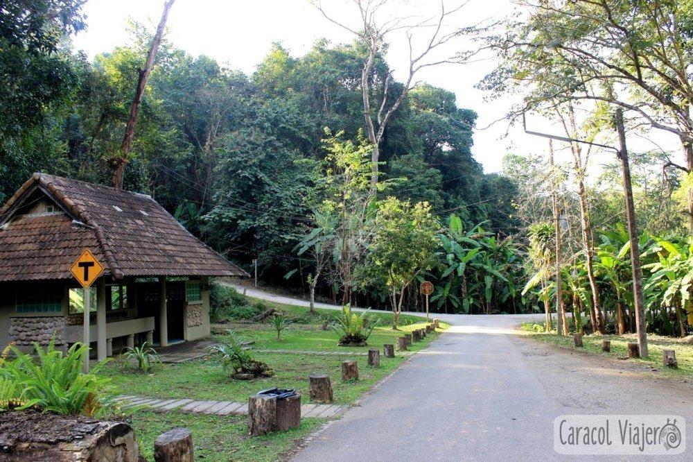 Huai Sai Lueang servicios baños