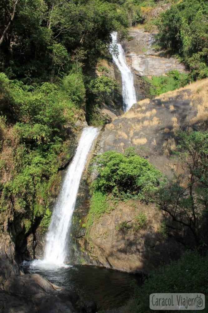 Excursión a Doi Inthanon - Mae Pan Cascada