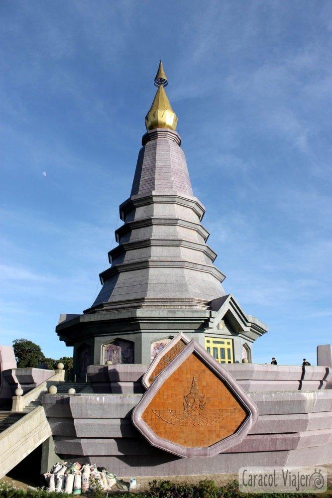 Excursión a Doi Inthanon - Varias pagodas