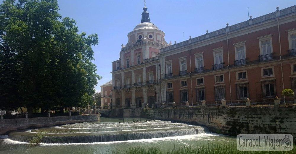Aranjuez - Jardines de la Isla