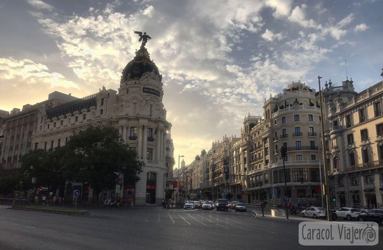 Edificios emblemáticos de Madrid