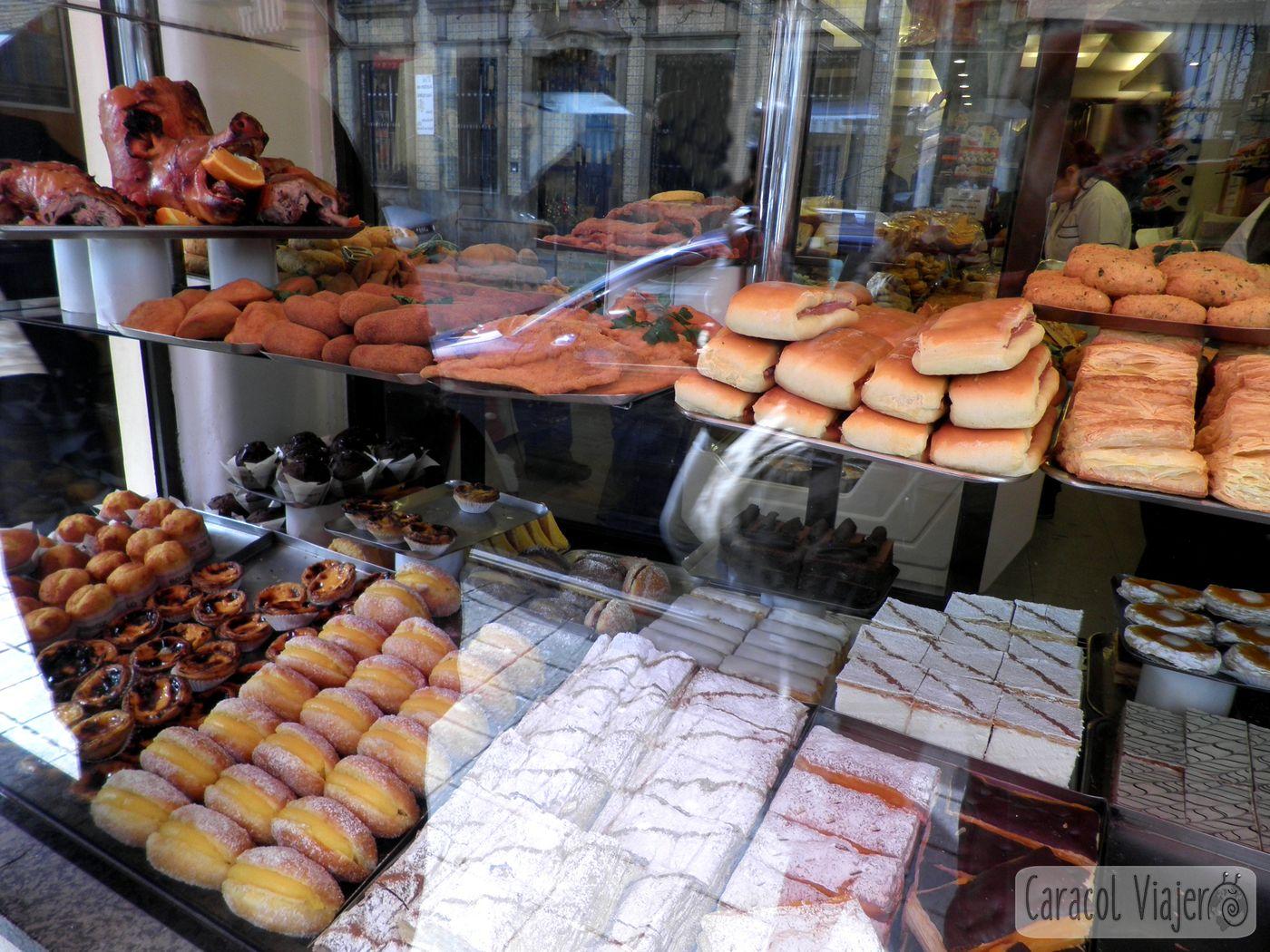 Bocadillos y sandes Oporto