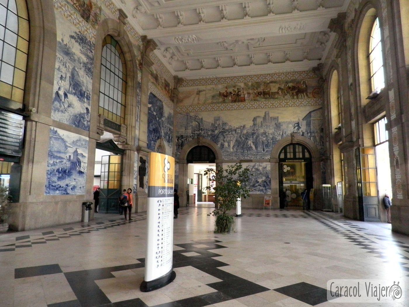 San Bento estación de tren