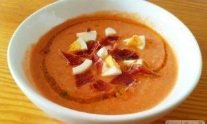 España en tu mesa: receta de salmorejo cordobés