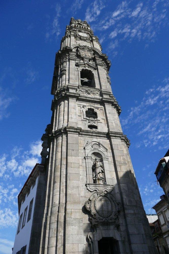Clérigos Torre Oporto