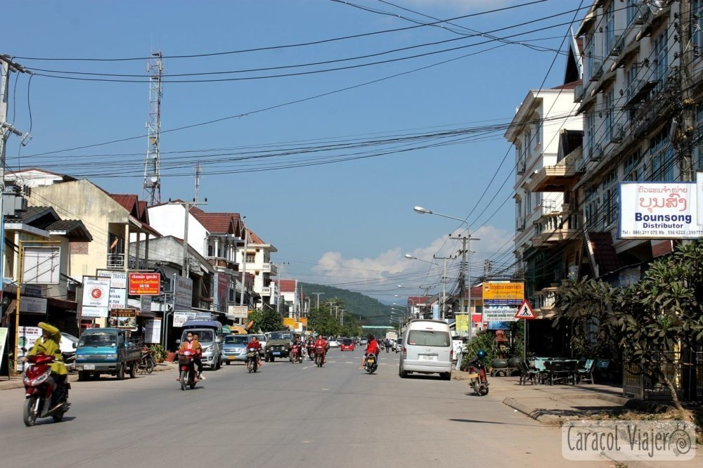 qué hacer en Luang Namtha
