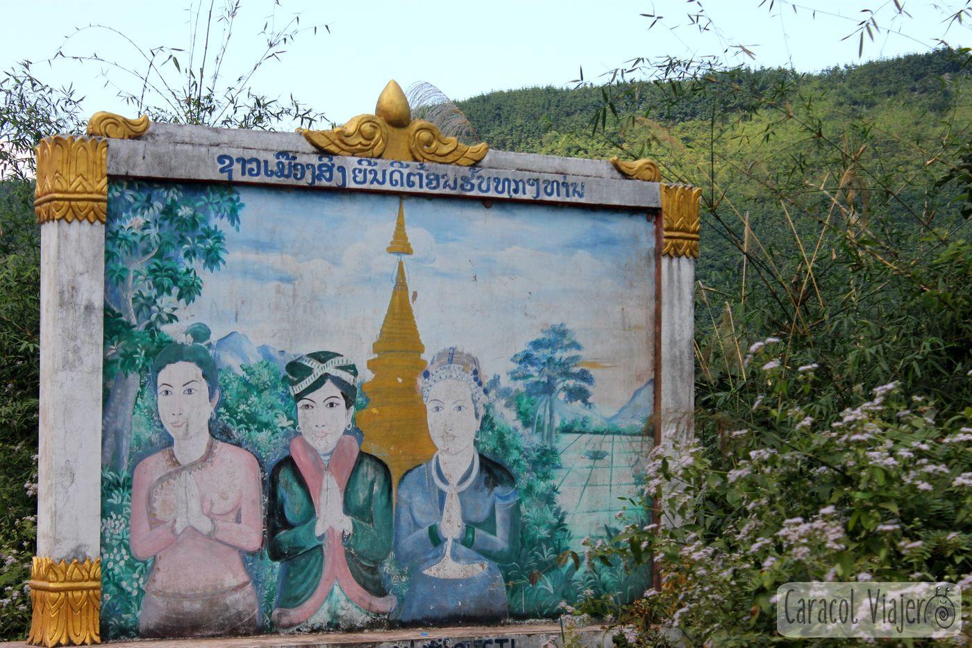 Luang Namtha afueras