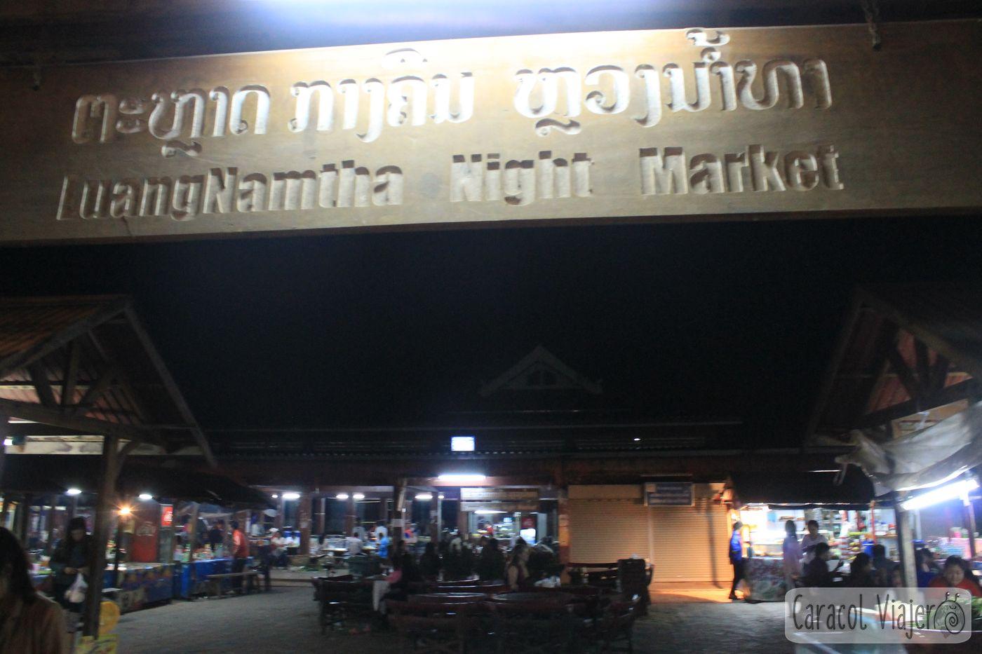Acceso al mercado - qué hacer en Luang Namtha