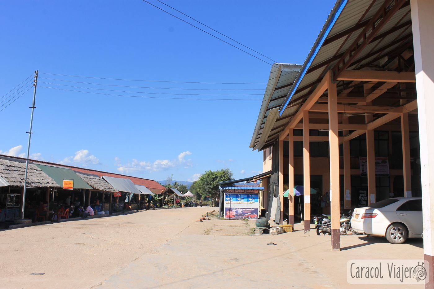 Luang Namtha llegada