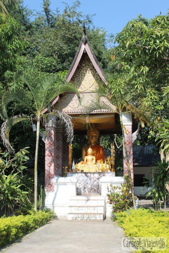 Templo de Luang Prabang Phong Heuang