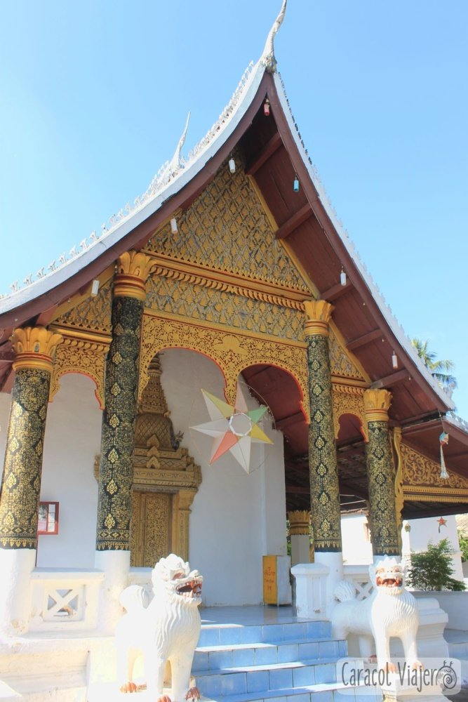 Vat Syrimongkoun Xaiyaram Laos
