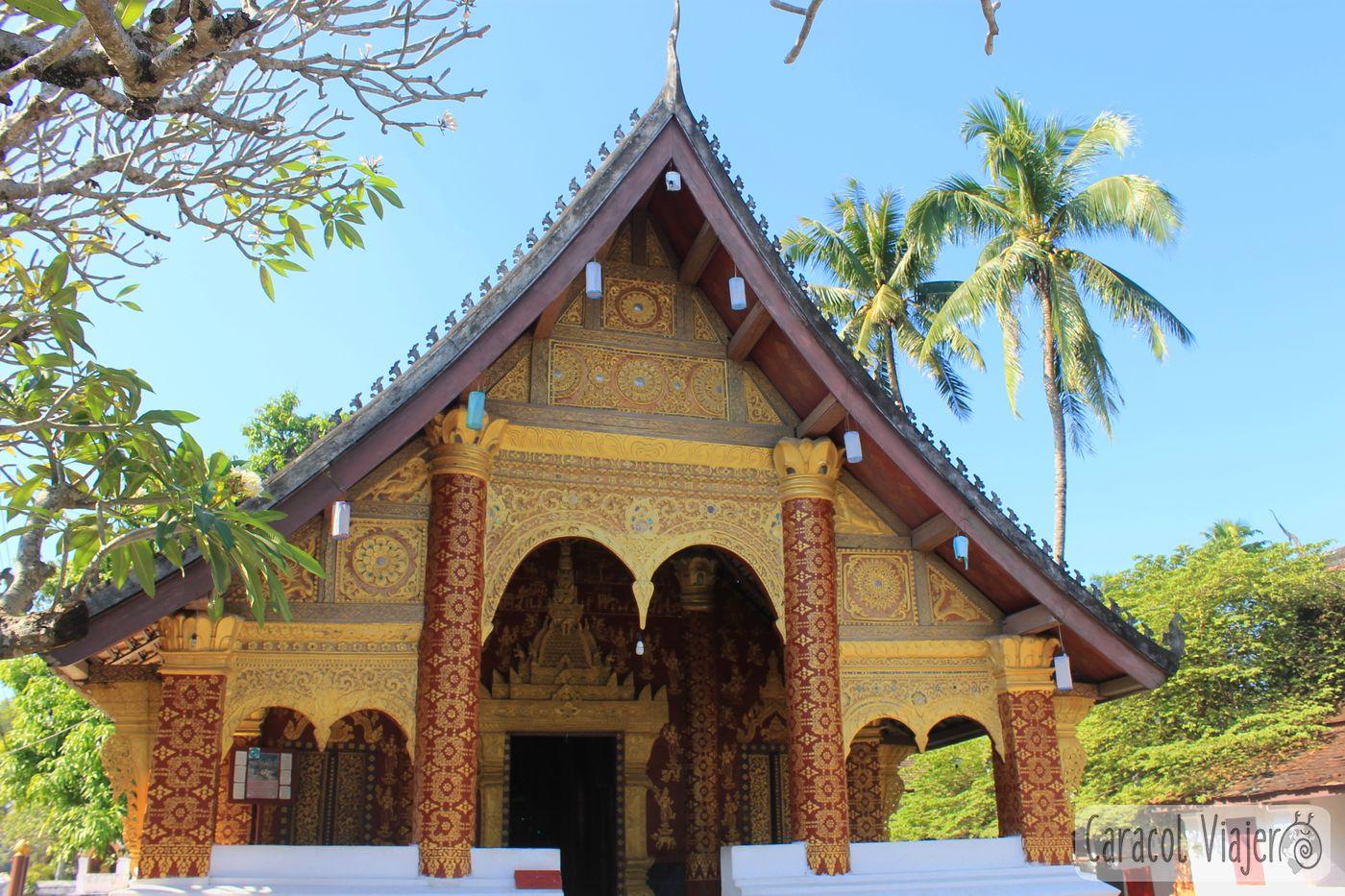 Luang Prabang templos