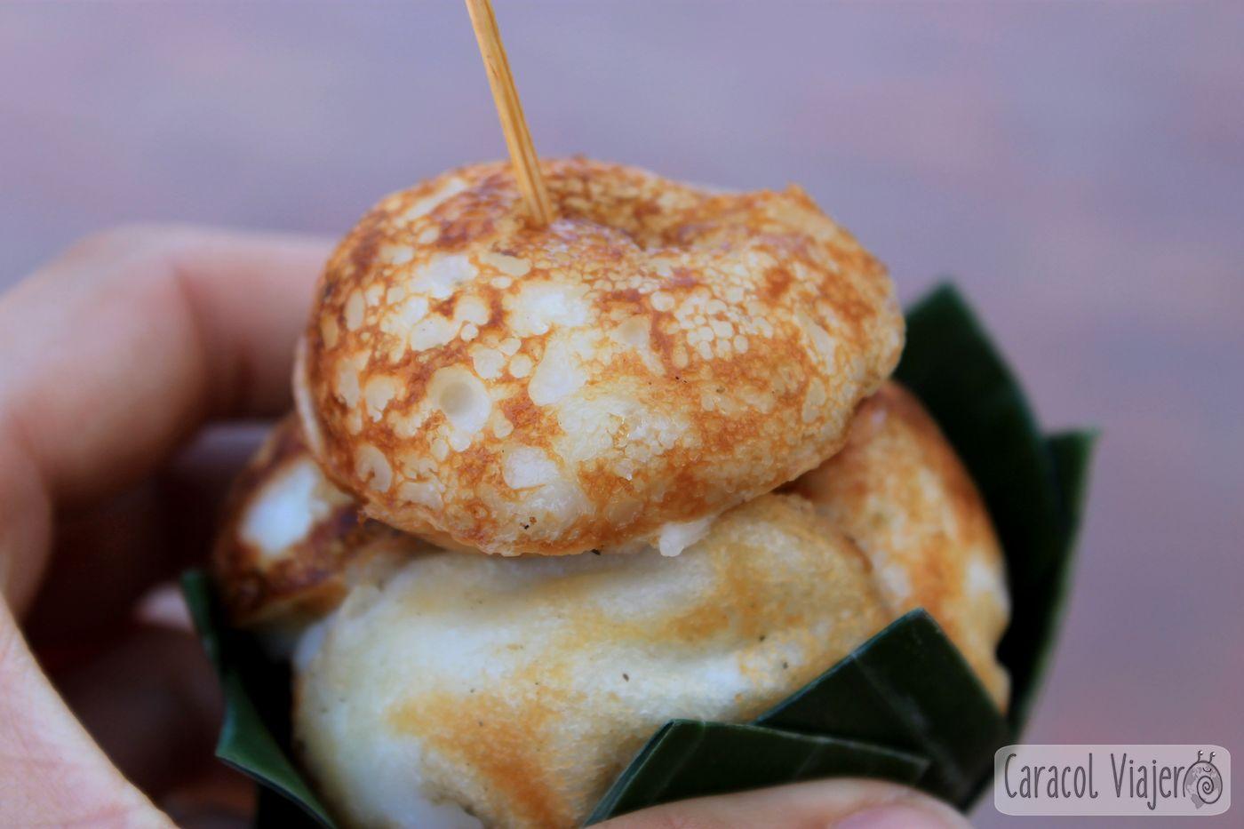 Khanom Krok coco