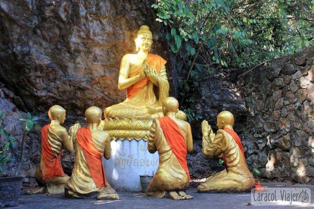 That Chomsi Luang Prabang