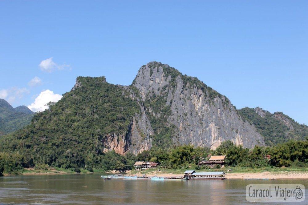 Luang Prabang río Mekong crucero
