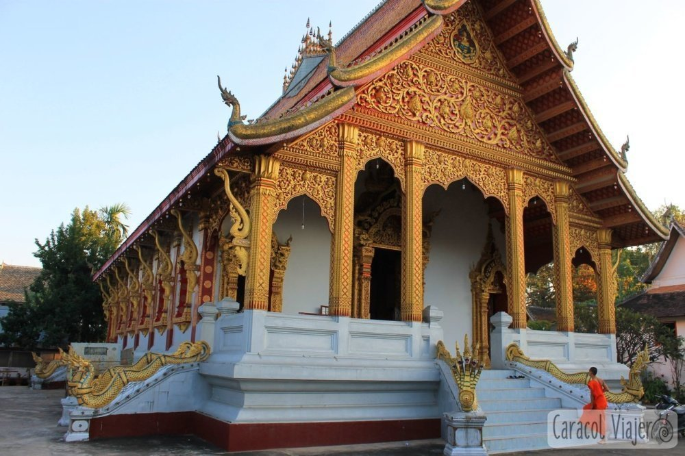 Vat Nong Sikhounmuang Templo Luang Prabang