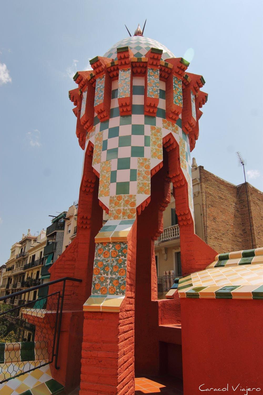Casa Vicens ruta modernista