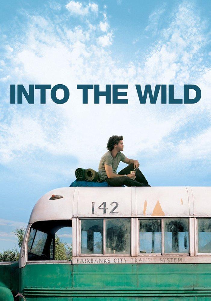 Into the Wild cover - libros sobre viajes