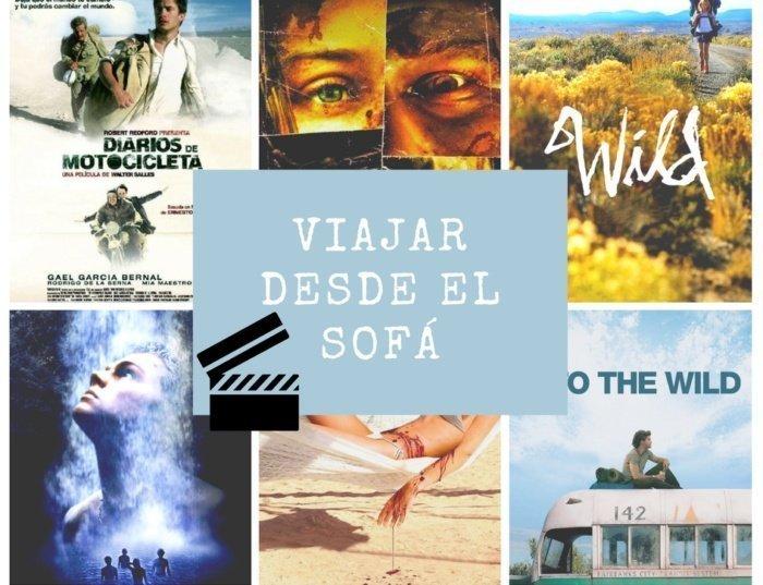 ¡10 películas de viajes que te harán viajar desde casa!