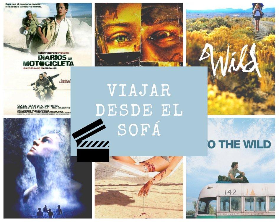 10 películas de viajes