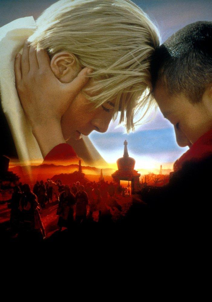 7 años en el Tíbet - películas de viajes