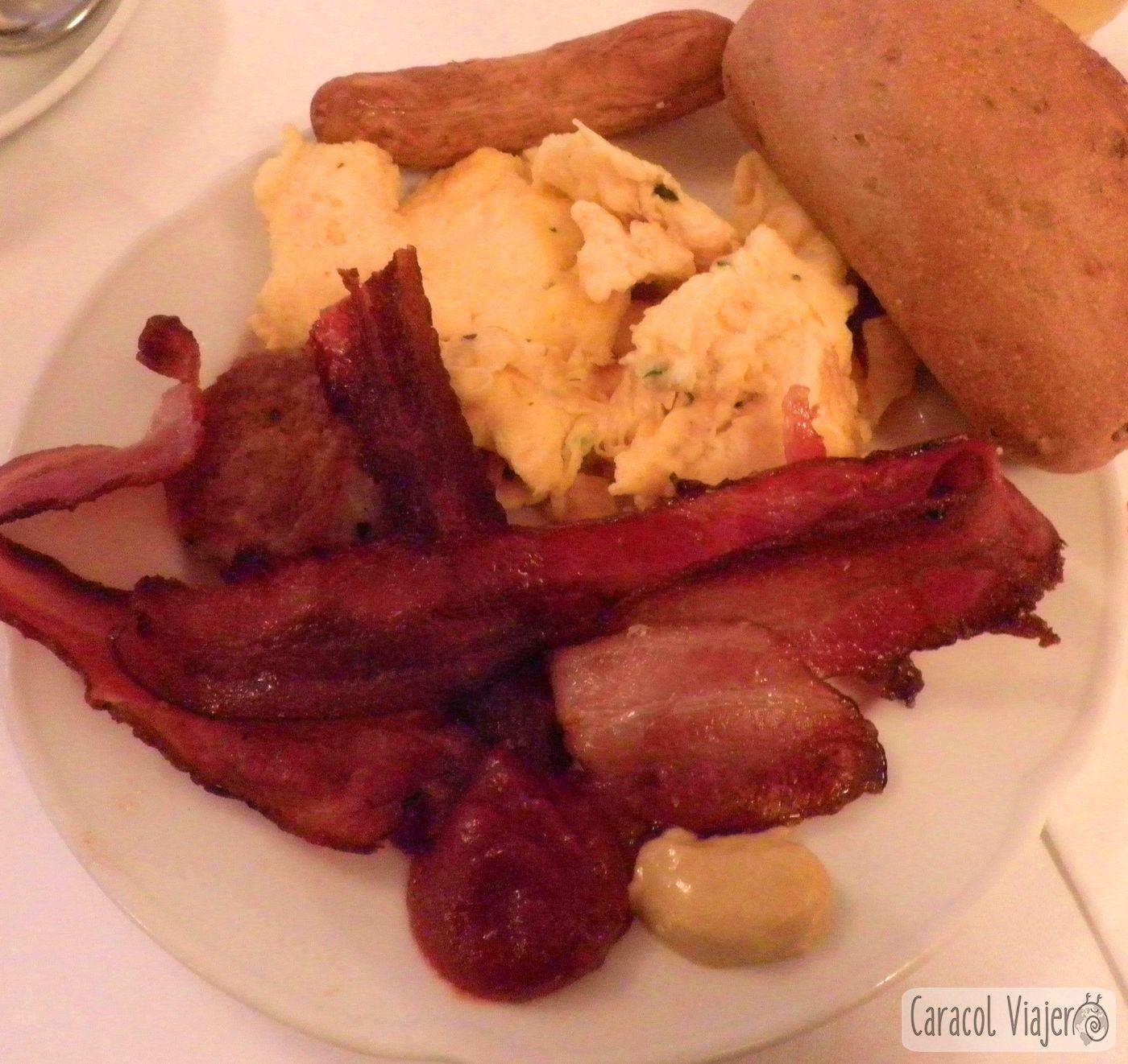 Desayunando en Berlín