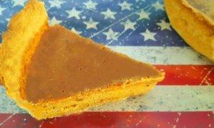 El postre del día de Acción de Gracias: tarta de calabaza