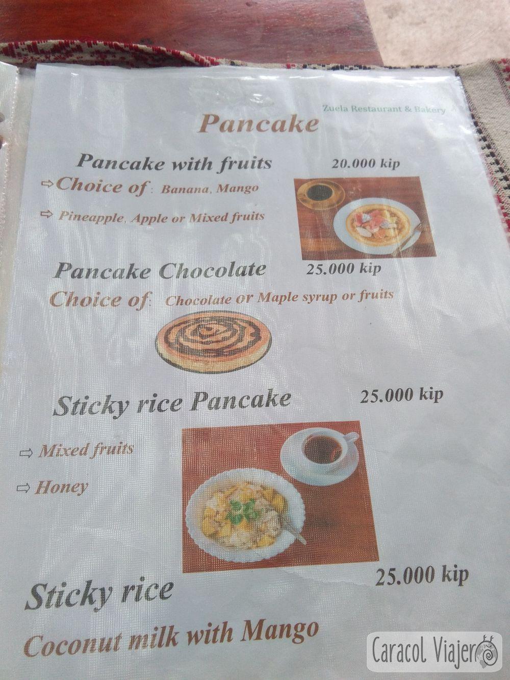 Precios Luang Namtha