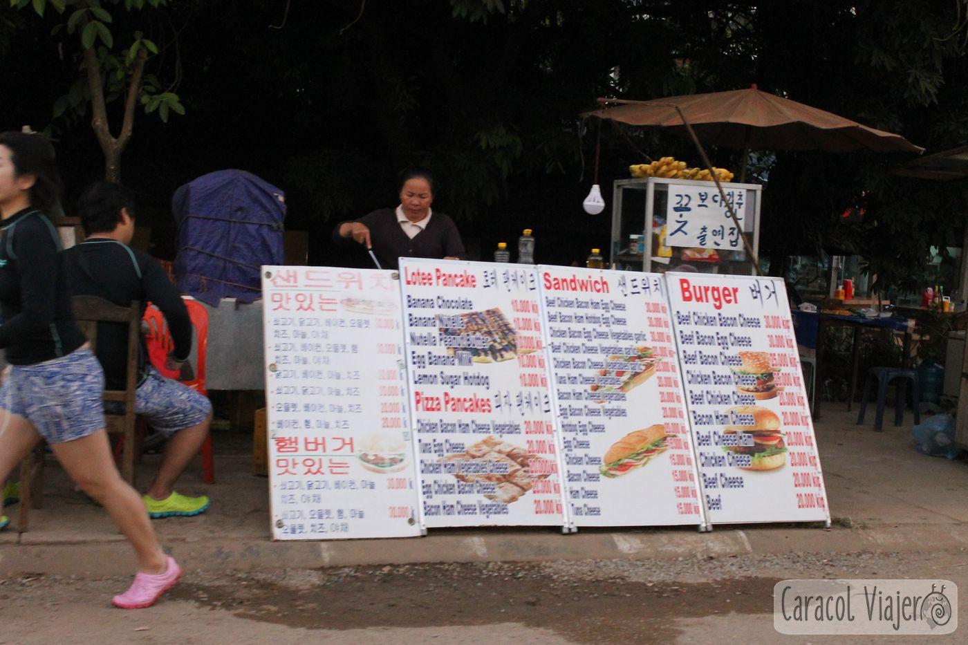 Precios Vang Vieng