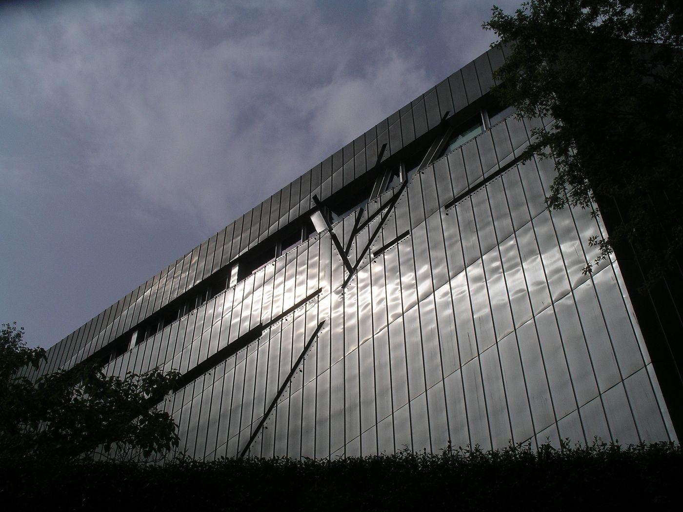 Museo judío exterior