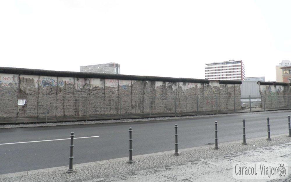 Topografía del terror y muro de Berlín