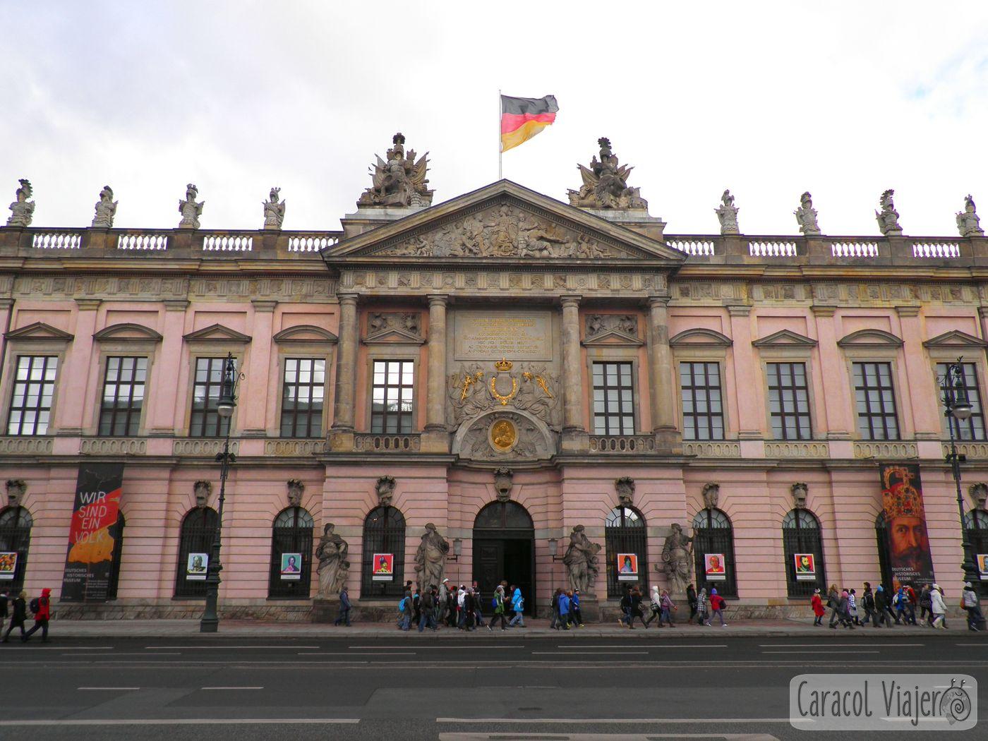 Museo en Berlín Historia