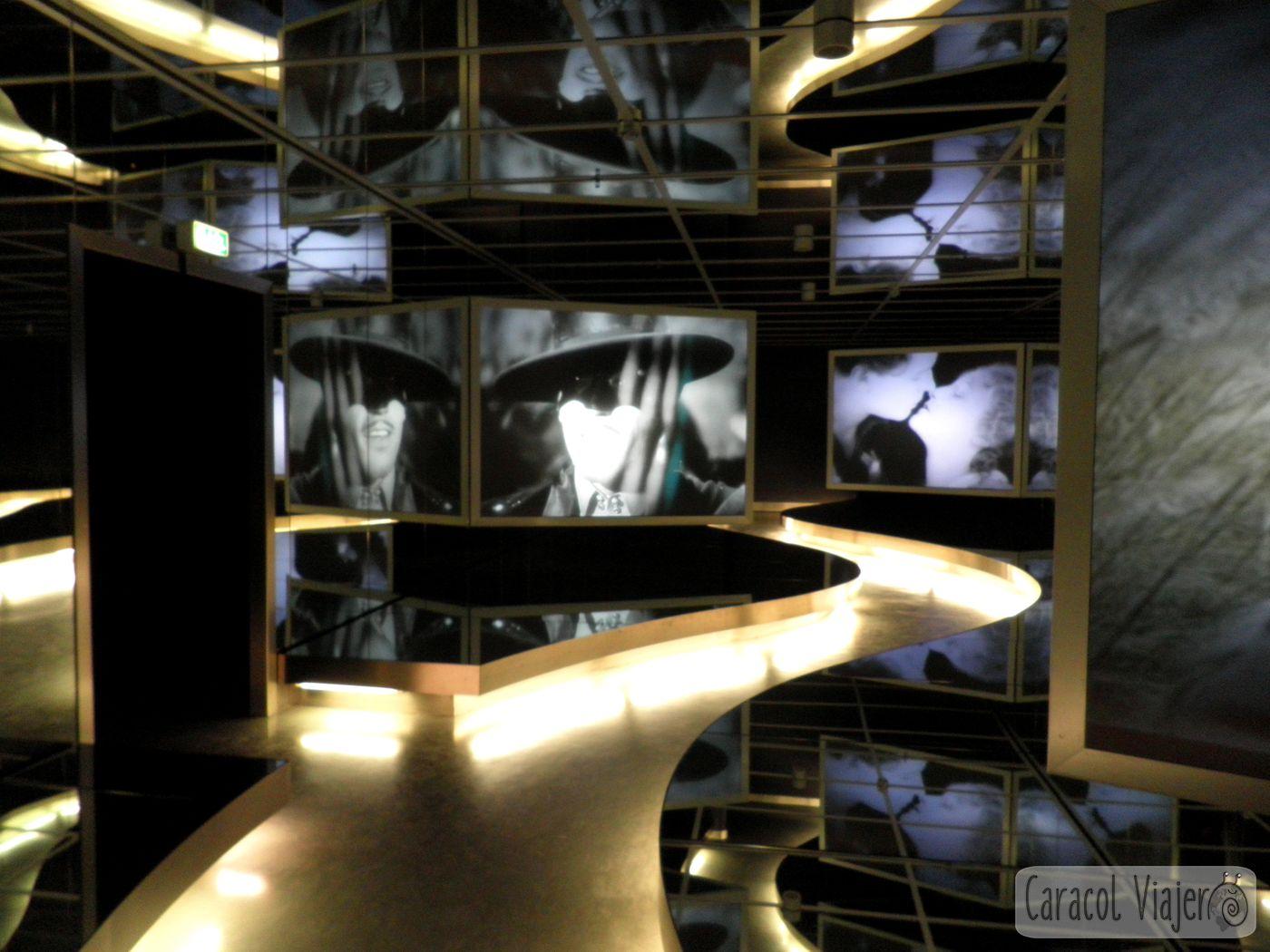 Museo del cine y televisión en Berlín