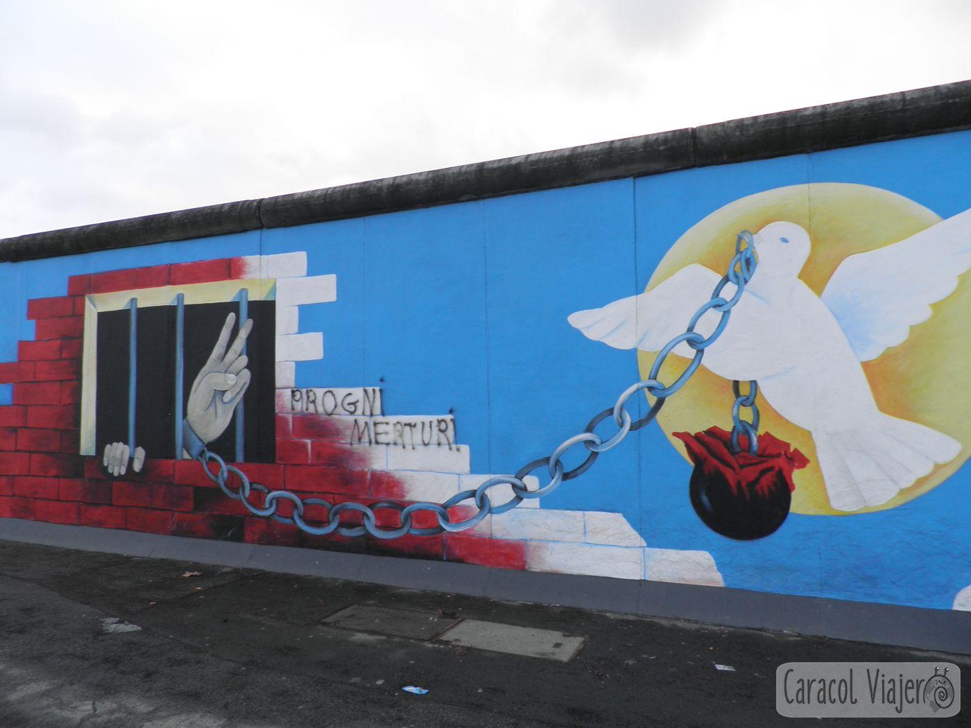El Muro libertad