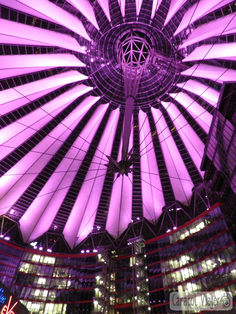 Sony Center en Berlín - Qué ver en Berlín