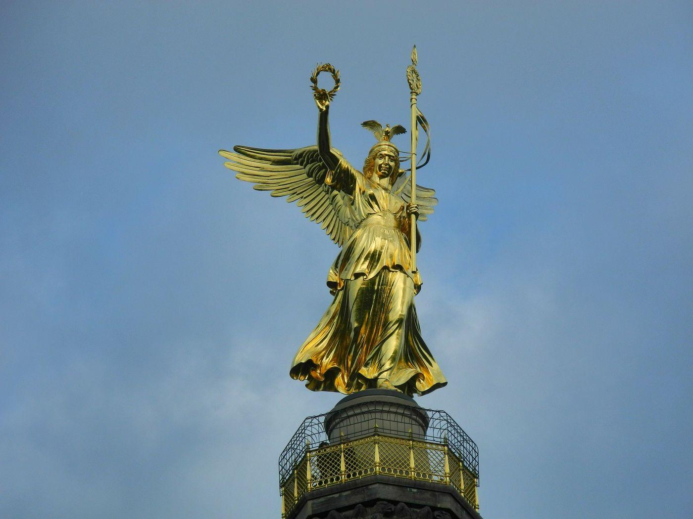 Siegessaule Berlín