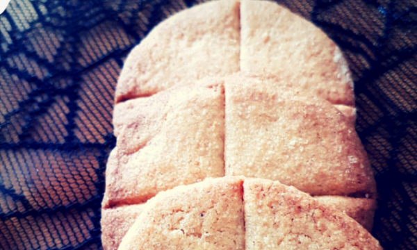Soul Cakes – Las galletas de Halloween