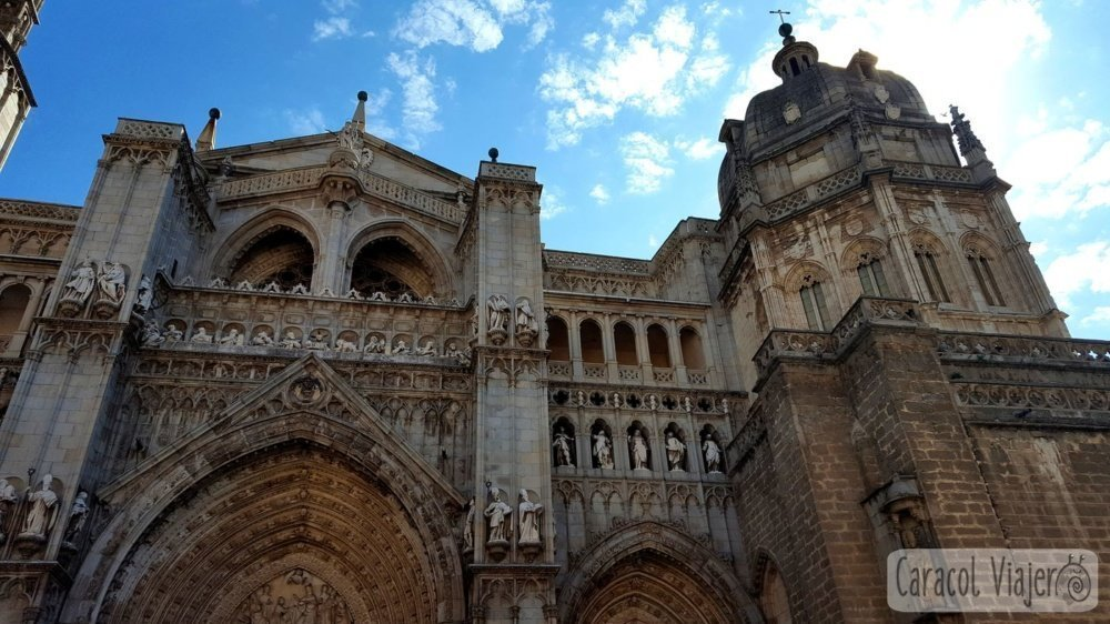 Catedral Primada de España qué ver en Toledo