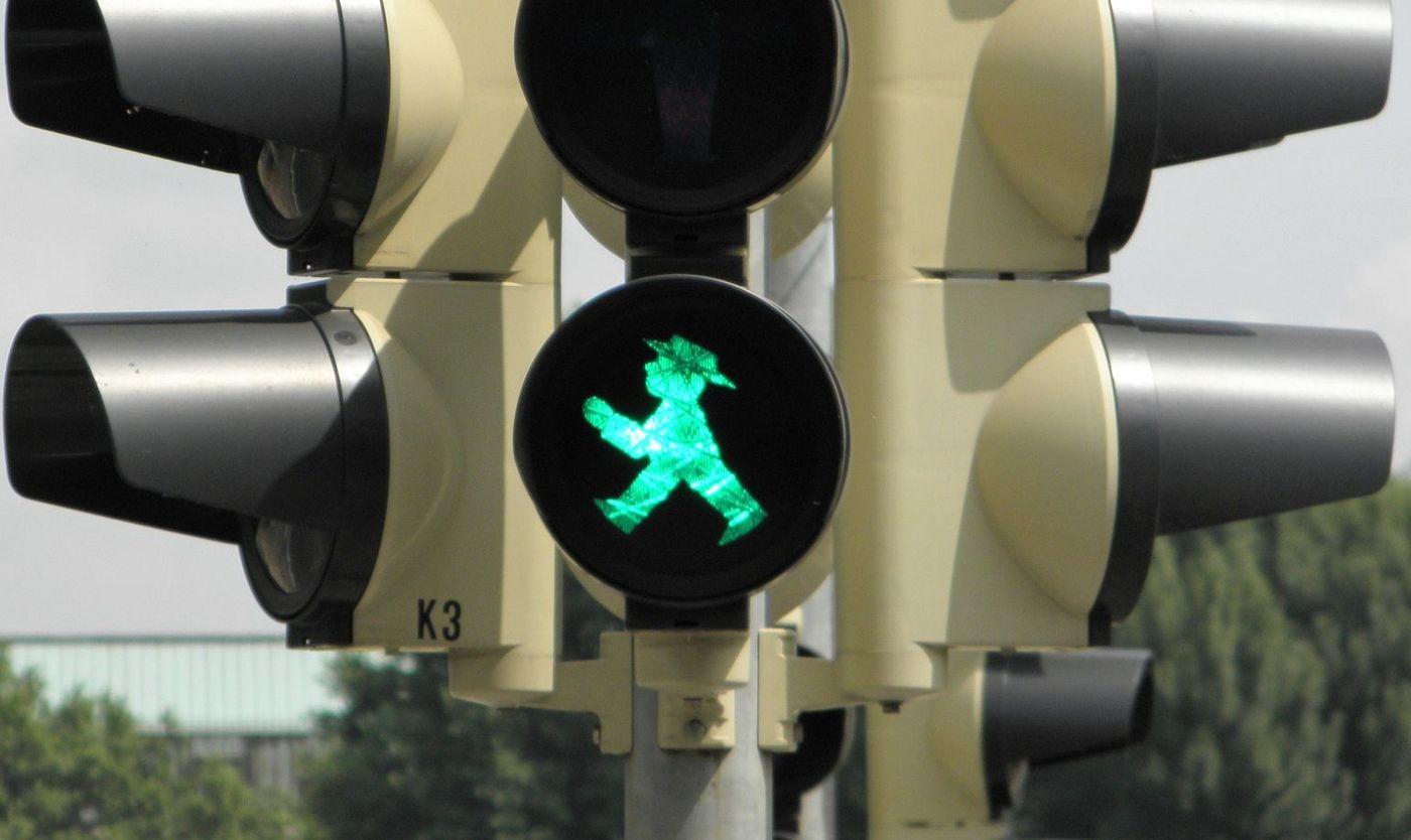 Semáforos Berlín