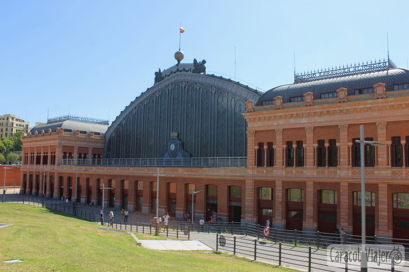 Estación de Atocha Madrid