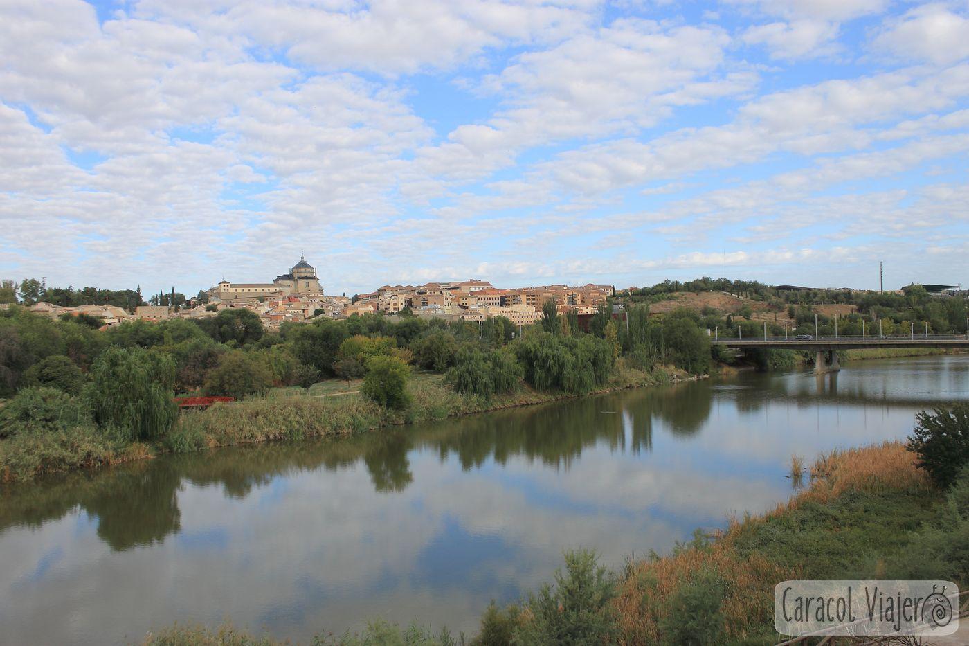 Tajo por Toledo