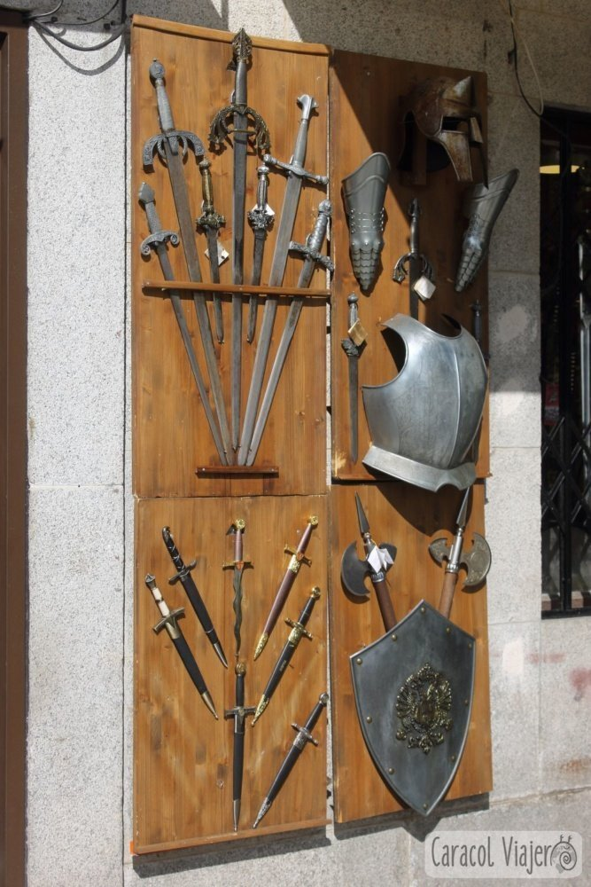 souvenir Toledo