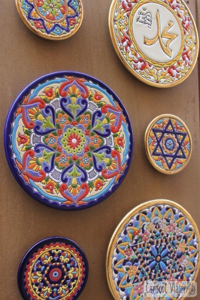 Artesanía en Toledo