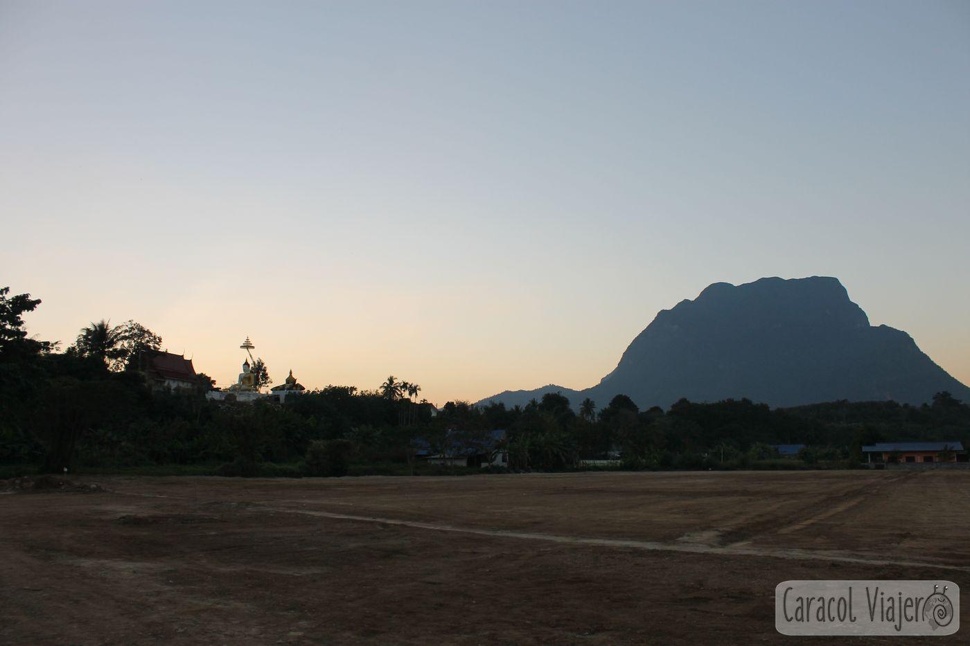 Montaña Doi Chiang Dao