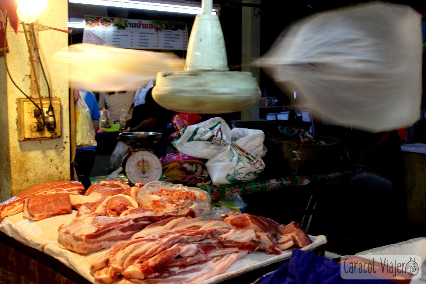 Antimoscas método tailandés