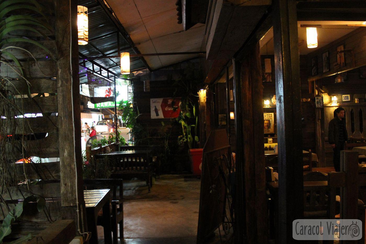 Star Café restaurante Chiang Dao