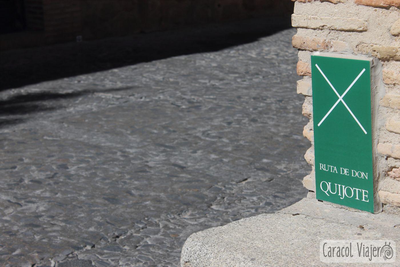 Toledo y la ruta de Don Quijote