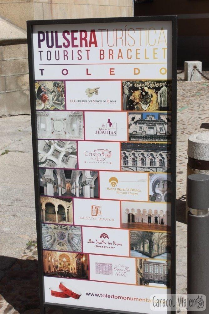 Atracciones turísticas Toledo